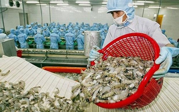 Exportacion de Ciudad Ho Chi Minh aumenta en primer trimestre de 2020 hinh anh 1