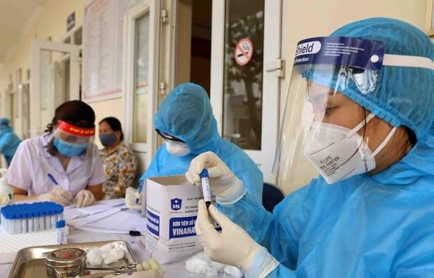 COVID- 19: Sin nuevos contagios y cinco casos curados vuelven a dar positivo en Vietnam hinh anh 1