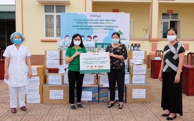 Organizaciones no gubernamentales aprecian medidas preventivas de Vietnam contra COVID-19 hinh anh 1