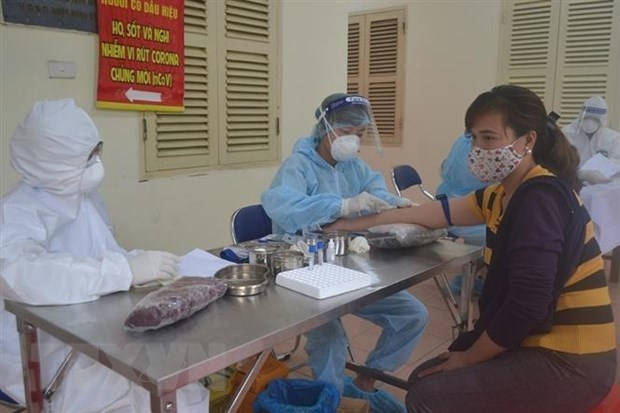 Inicia Vietnam jornada dominical sin casos nuevos de COVID-19 hinh anh 1