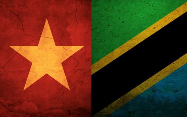 Congratula Vietnam a Tanzania en el Dia de la Union hinh anh 1