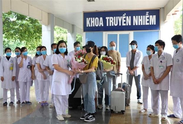 Periodico austriaco considera a Vietnam ejemplo en lucha antiepidemica hinh anh 1