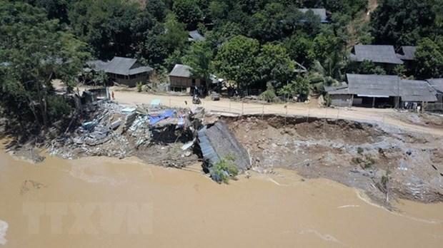 Primer ministro de Vietnam pide medidas para hacer frente a desastres naturales hinh anh 1