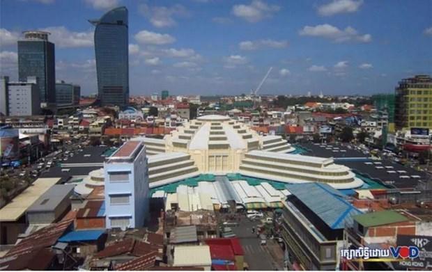 Aumentan exportaciones de Cambodia a Tailandia en el primer trimestre hinh anh 1