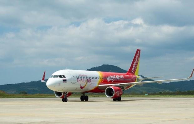 Thai Vietjet ofrece boletos promocionales para vuelos despues de pandemia hinh anh 1