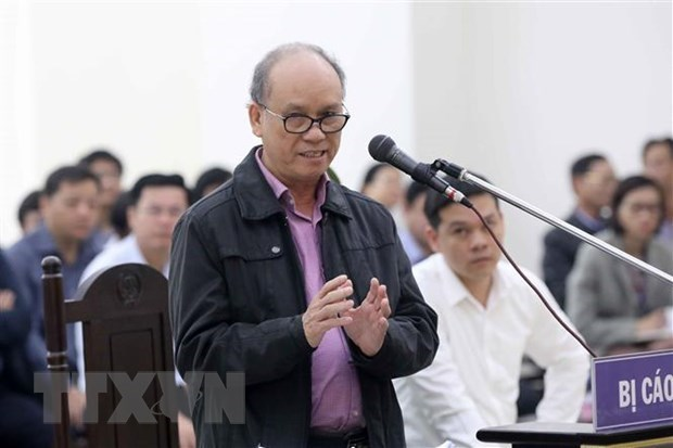 Abriran juicio de apelacion contra exfuncionarios de ciudad vietnamita de Da Nang hinh anh 1