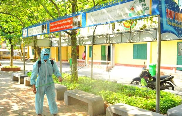 Vietnam suma 11 dias sin nuevos casos de infeccion comunitaria de COVID-19 hinh anh 1
