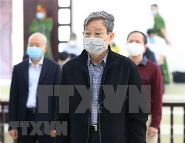 Mantienen cadena perpetua a exministro de Vietnam por caso de corrupcion hinh anh 1