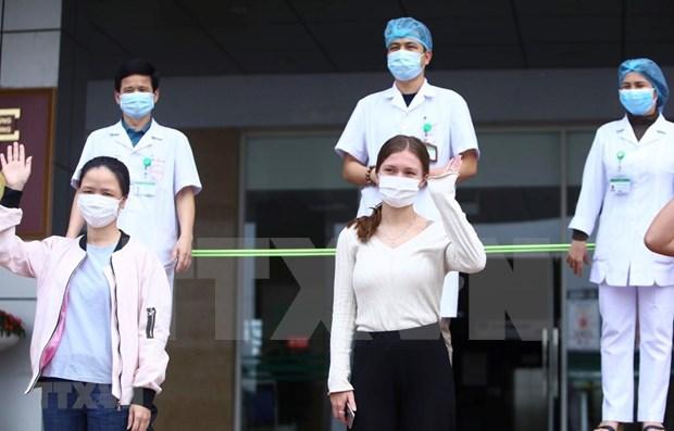 COVID-19: Vietnam sin registrar nuevos casos de infeccion comunitaria en 11 dias hinh anh 1