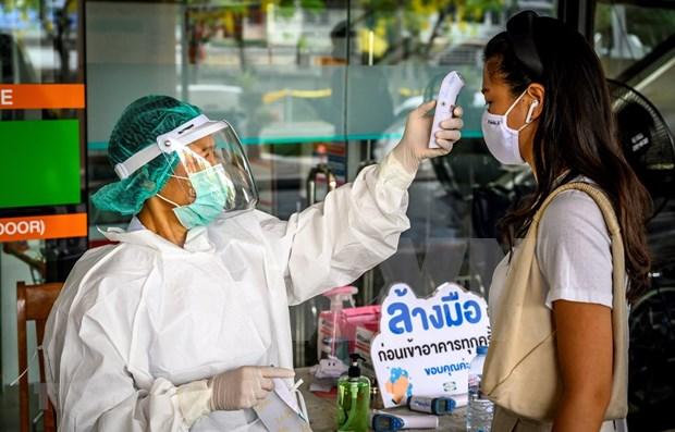 Tailandia rebaja a un digito los casos diarios del COVID-19 reportados hinh anh 1
