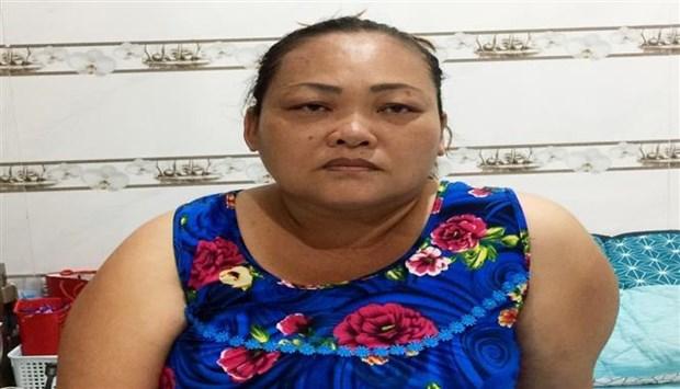 Provincia surena vietnamita desmantela red de transporte de drogas hinh anh 1