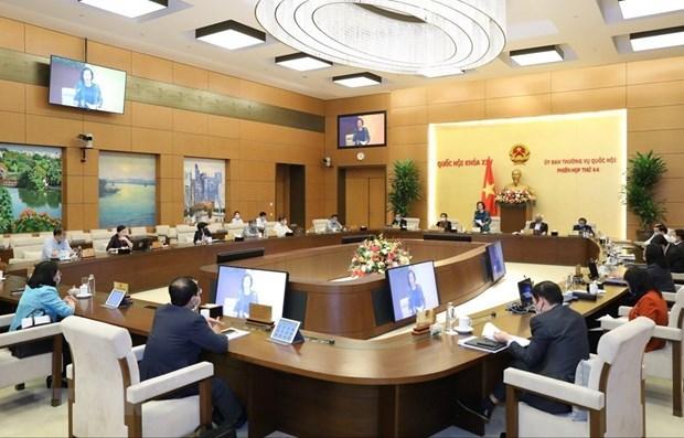 TLC con UE se presentara a Parlamento de Vietnam para su aprobacion hinh anh 1