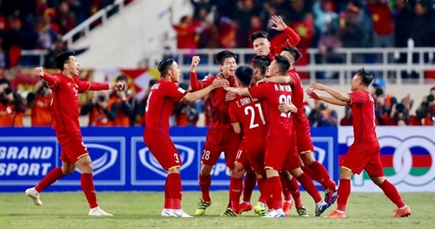 Compania vietnamita obtiene derechos de transmision de Copa AFF Suzuki hinh anh 1