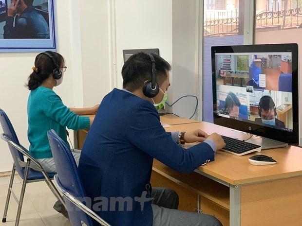 Lanzan en Vietnam programa para apoyar a los jovenes mediante el trabajo a distancia hinh anh 1
