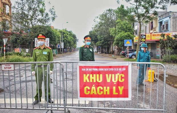 Wall Street Journal: Lucha contra COVID-19 eleva prestigio de Vietnam hinh anh 1