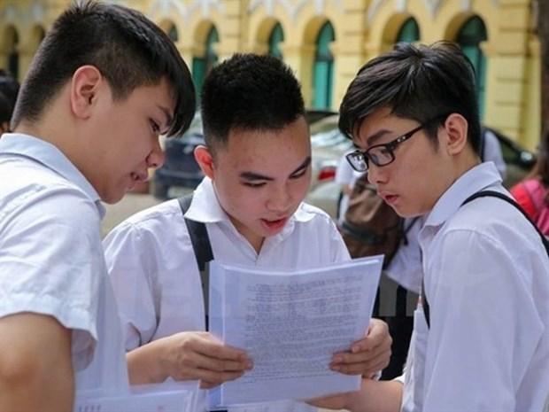 Debaten reajuste para inscripcion universitaria en Vietnam ante impacto de pandemia hinh anh 1