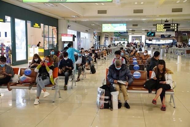 Intensifica Vietnam prevencion antiepidemica en sector del transporte hinh anh 1