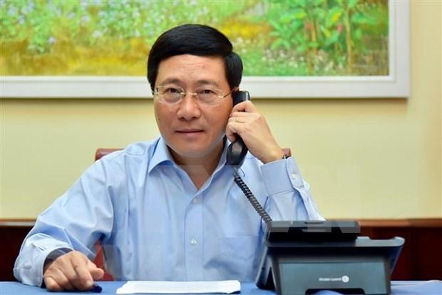 Propone Estonia continua coordinacion de Vietnam en Consejo de Seguridad hinh anh 1