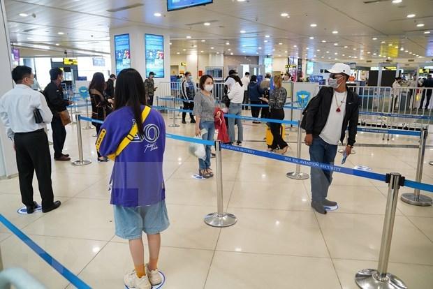 Vietnam registra reduccion drastica de pasajeros por via aerea en abril hinh anh 1
