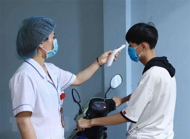 Reuters elogia la respuesta de Vietnam a la pandemia de COVID-19 hinh anh 1