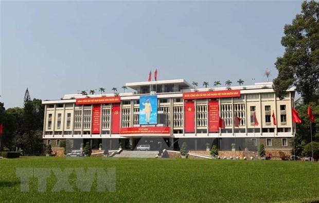 Partido Popular Revolucionario de Laos felicita a Vietnam por aniversario 45 de reunificacion nacional hinh anh 1