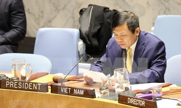 Vietnam saluda el progreso en la situacion de seguridad en el noroeste de Siria hinh anh 1