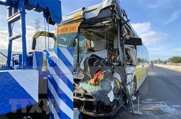 Vietnam registra 14 muertos por accidentes de transito hinh anh 1