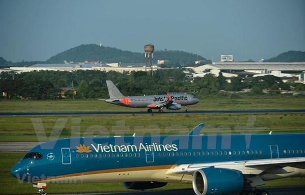 Vietnam Airlines aumenta la operacion de vuelos domesticos hinh anh 1