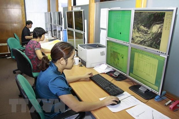 Avanza la hidrometeorologia de Vietnam hacia la modernizacion hinh anh 1