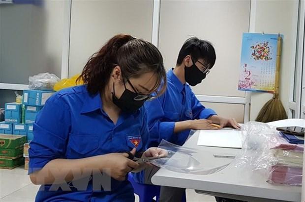 Crean mas de 10 mil empleos para ayudar a trabajadores vietnamitas hinh anh 1