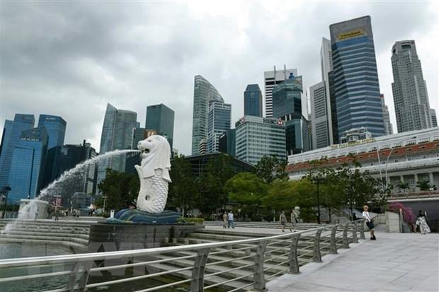 Singapur y Japon se comprometen a mantener cadenas de suministro hinh anh 1