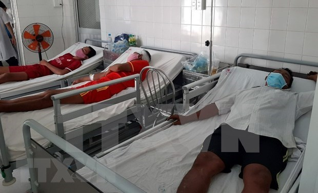 Agracece Indonesia a Vietnam por salvar marineros accidentados hinh anh 1