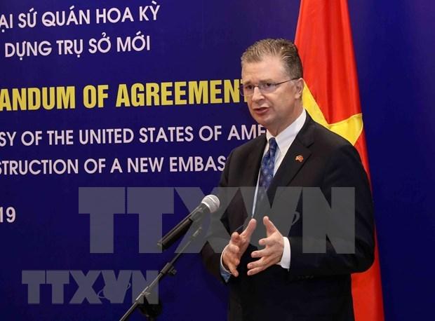 Apoya Estados Unidos a recuperacion de empresas vietnamitas tras pandemia de COVID-19 hinh anh 1