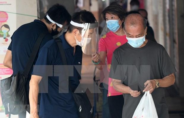 Singapur aliviara restricciones tras registrar descenso de casos de coronavirus hinh anh 1