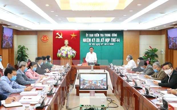 Sopesa Partido Comunista de Vietnam expulsion de ex altos funcionarios de sus filas hinh anh 1