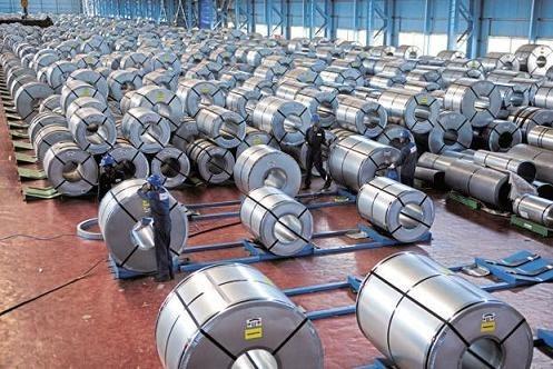 Repentino aumento de exportaciones de acero vietnamita a Alemania hinh anh 1
