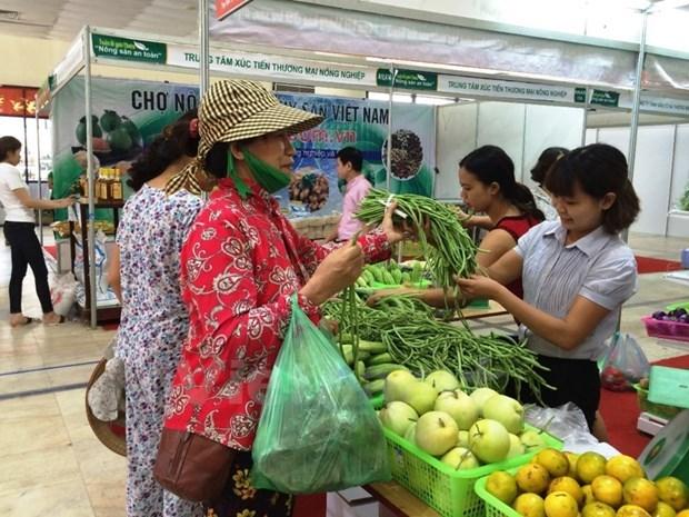 Hanoi refuerza inspecciones de seguridad alimentaria e higiene hinh anh 1