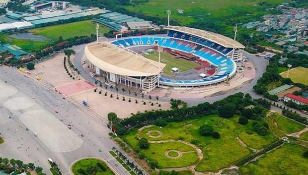 Estadio vietnamita de My Dinh entre los mejores del Sudeste Asiatico hinh anh 1