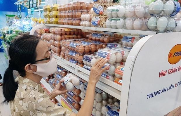 Aumentan ventas y numero de clientes en supermercados en Vietnam hinh anh 1