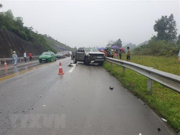 Accidentes de trafico cobran vida de 79 personas durante dias feriados en Vietnam hinh anh 1