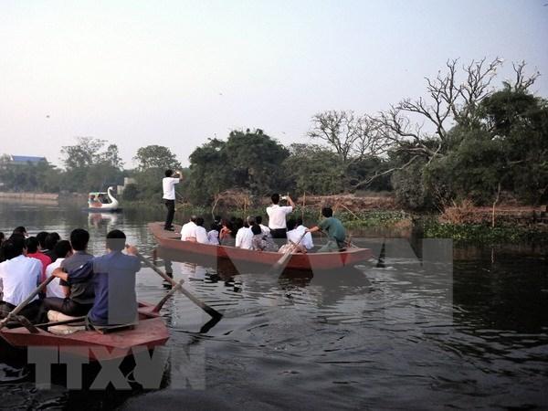 Disminuyen las visitas a sitios turisticos en provincia vietnamita hinh anh 1