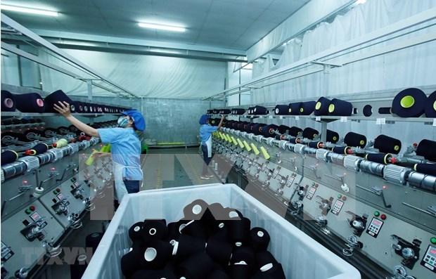 Sector empresarial de Vietnam por evitar futuras interrupciones en cadenas de suministro hinh anh 1