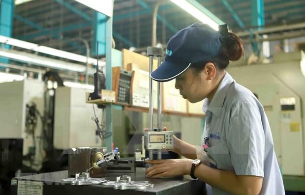 Vietnam plantea el aumento mas bajo del indice de produccion en los ultimos anos hinh anh 1