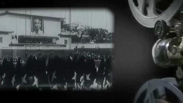 "Estrenaran documental vietnamita ""Aspiracion de Ho Chi Minh - Aspiracion de Vietnam"" hinh anh 1"