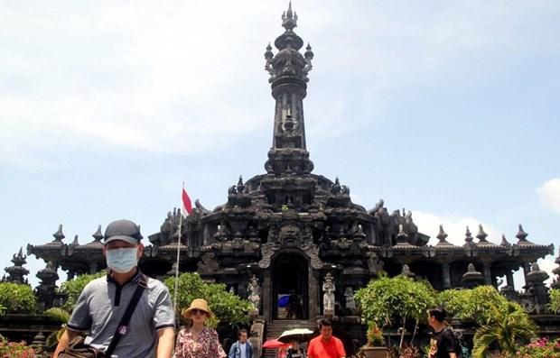 COVID-19 afecta la llegada de viajeros a Indonesia hinh anh 1