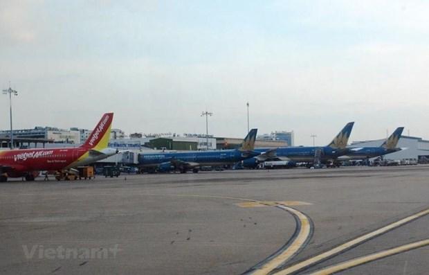 Propone sector de aviacion de Vietnam incrementar vuelos domesticos hinh anh 1