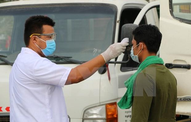 Numero de contagios por coronavirus se mantiene en 271 personas en Vietnam hinh anh 1
