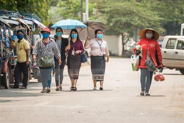 Paises del Sudeste Asiatico reportan mas casos del COVID-19 hinh anh 1