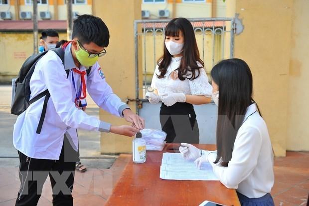 UNICEF acompana a Vietnam en garantia de saneamiento en escuelas hinh anh 1