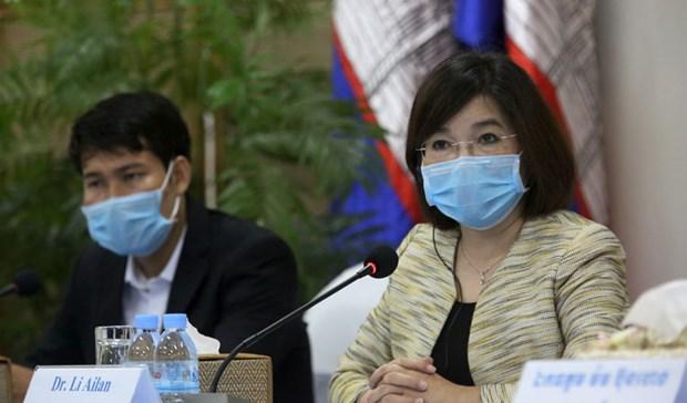 Advierte OMS sobre segunda oleada de COVID-19 en Camboya hinh anh 1
